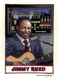 Jimmy Reed - 2007