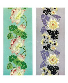 Door Guardian 1 Chinese New Year Print Vintage 8x10 Asian Book Art Yang Liu Ching Feng Shui