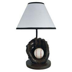 Baseball Accent Lamp