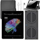 "Apple iPad 2 9.7"" Tablet 16GB Wi-Fi Black/White (MC769LL/A) (MC979LL/A) Bundle"