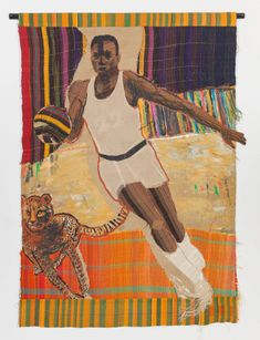 Slideshow: See Images of Emma Amos's Groundbreaking Paintings – ARTnews.com