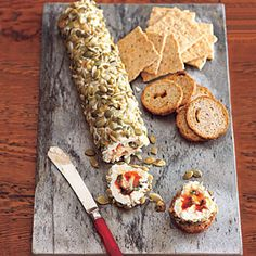 Healthy Appetizers | Cream Cheese and Chutney Roulade | AllYou.com