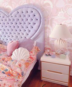 Girl Bedroom Designs, Room Ideas Bedroom, Bedroom Decor, Girls Bedroom, Pastel Room Decor, Cute Room Decor, Pretty Room, Aesthetic Room Decor, Dream Rooms