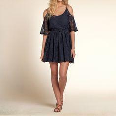 Girls Knit Skater Dress | Girls Dresses & Rompers | HollisterCo.com