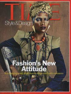 Time magazine cover shot by Chad Pitman w/ Arlenis Sosa