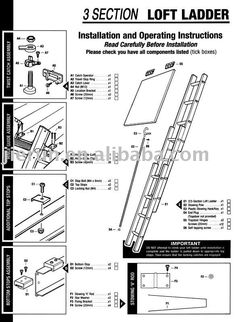 I built my own fold away attic ladder, Easy! heres the