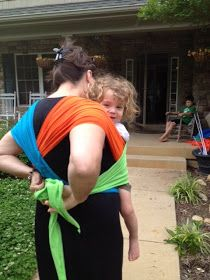 I saw this video   on youtube for how to make a no-sew Baby K'tan  wrap style carrier, but it seems to be the only one of its kind on the ...