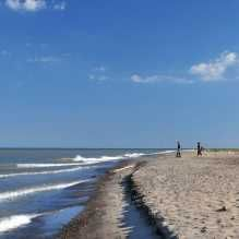 RONDEAU provincial park is Ontario's (near Chatham-Kent) second-oldest provincial park and has 11 kilometres of sandy beaches 🌊 and boasts excellent hiking, fishing, boating, biking, rollerblading and birding. Ontario, Chatham Kent, Camping Spots, Cinque Terre, Sandy Beaches, Hiking Trails, Places To See, Swimming, Boating