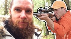 Ben Grylls In The Forest In REAL LIFE! ARE WE GOING TO GET SHOT HERE?