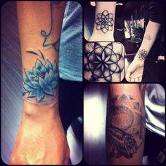 Flash pieces from the studio: Mandalas, Dot work & Lotus Flower. #torontotattoos #goldenirontattoostudio #tattoos #inked #inkedup #tattooed #art #bodyart #tattoolife #tattoostyle #tattooflash #tattoostudio #tattooart #tattoolove #tattootime #inkaddict #tattooworld #tattoodesign #dotwork #lotusflower #mandalas #inkjunkeyz #tatuagem