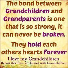 Grandchildren & Grandparents