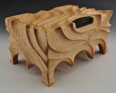 Maple Box - by Greg The Cajun Box Sculptor @ LumberJocks.com ~ woodworking community