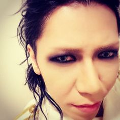 Thank you Zepp Tokyo!  It has been lost even bangs to block more and more.  This year's theme is have confidence in myself.  #thegazette #aoi #zepptokyo