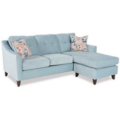 $298 Spa Reversible Sofa Chaise Z3-4743