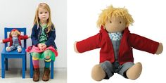 #Waldorf dolls by #Peppa now at Babi Pur.