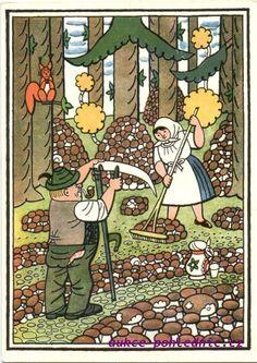 First Novel, World War One, Apple Recipes, Book Illustration, Illustrators, Folk Art, The Past, Clip Art, Paintings