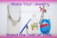 This has some good tips on how to take care of your fashion jewelry. #jewelrynutauctions www.facebook.com/jewelrynutauctions