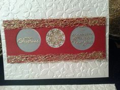 Check out this item in my Etsy shop https://www.etsy.com/listing/169810837/handmade-christmas-card-with-embossed