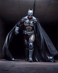 Guy in Ireland builds the most amazing looking batsuit - Imgur