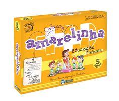 Coleção AMARELINHA EDUCACAO INFANTIL 5 Anos - ISBN 9788533926493