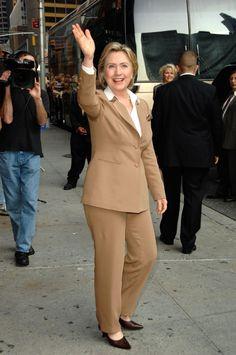Hillary Clinton's Style Evolution