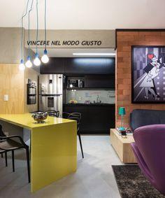 GC HOUSE : Salas de jantar modernas por Arquitetando ideias