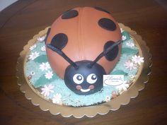 Coccinella.  Cake design