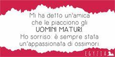 Ossimori.  #humor#uomini #maturità #egyzia http://ift.tt/1T73gr1