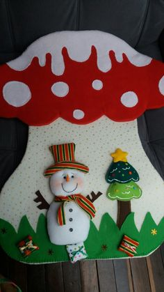 Cross Stitch, Christmas Ornaments, Holiday Decor, Crochet, Home Decor, Xmas Decorations, Papa Noel, Christmas Decor, Animals