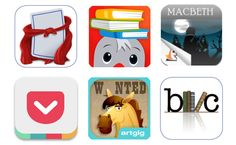 Book of Apps - edu Pulse Great Apps to teach Reading and ELA skills