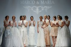 Marco and Maria Collection 2016 | BBW | Fly Away Bride