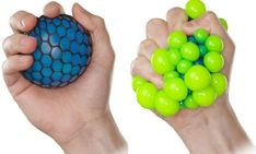 Infectious Disease Balls - When you squeeze the infectious disease ball hard you will see blisters pop out all over. This is a fun squeeze stress ball . Pranayama, Cortisol, Bola Anti-stress, Balle Anti Stress, Severe Headache, Corpse Pose, Circulation Sanguine, Acupressure Points, Strength Training