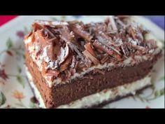 ▶ Tarta Selva Negra de Nata y Trufa de Chocolate (Versión Española) - YouTube