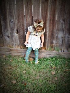 Daily style outfit inspiration for kids! #lookieboo
