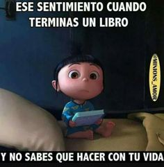 The two loves of my life... Spanish and reading. Los dos amores de mi vida...español y leer.