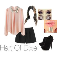 """Hart of Dixie"" by mmacd on Polyvore"