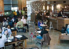Octane Coffee Bar & Lounge; Atlanta, GA - America's Best Coffee Bars