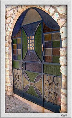 door in Saffed - Israel