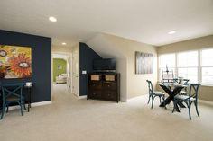 Portico Bonus Suite Living Room/Sitting Area