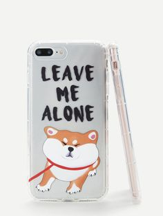 3f6562a419 To find out about the Dog & Letter iPhone Case at SHEIN, part of our latest  Tech ready to shop online today!