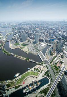 View from The Landmark Tower Yokohama by Dmitry Khmelyk on 500px
