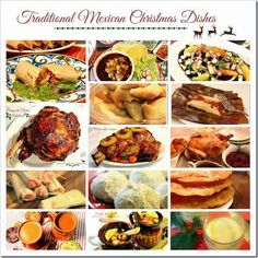 This is a collection of Traditional Mexican Christmas Recipes, detailed step by step photos recipe to guide you along the way of your perfect holiday dinner.