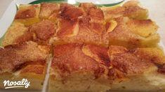 Barackos-túrós álom | Nosalty Hawaiian Pizza, Ale, French Toast, Bacon, Breakfast, Food, Morning Coffee, Ale Beer, Essen