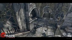 ArtStation - Gears of War: Ultimate Edition - Sanctuary, Jussi Brox