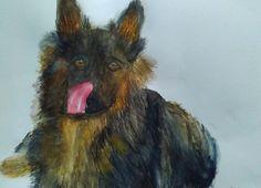Zuzkin Bono - Akvarel