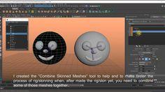 Combine Skinned Meshes Tool - Tutorial on Vimeo