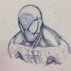 Super Ideas For Concept Art Marvel Posts Character Design Animation, Character Drawing, Comic Character, Drawing Sketches, Art Drawings, Spiderman Kunst, Spiderman Marvel, Bd Comics, Anime Comics