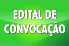 NONATO NOTÍCIAS: EDITAL DE CONVOCAÇÃO PARA ELEIÇÃO DO CONSELHO MUNI...