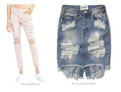 Back to School Trend: Distressed Denim - Fearless Fashionista @parkmeadowsmall
