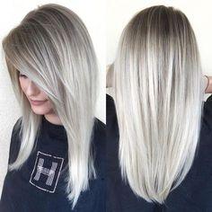 "4,372 To se mi líbí, 125 komentářů – Becky Miller (@beckym_hair) na Instagramu: ""The perfect blonde ✨"""